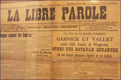 Le scandale du Panama fut le plus grand scandale financier de la IIIe République. Edouard Drumont révéla cette affaire dans son journal  La Libre Parole . Ce journal fut remarqué par sa ligne ...
