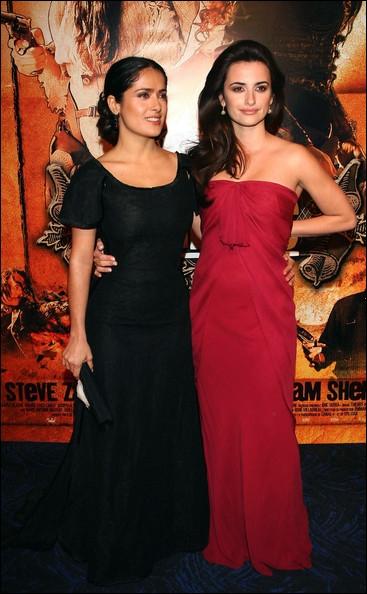 Avec quelle actrice mexicaine Penelope Cruz partage-t-elle l'affiche de ce film ?