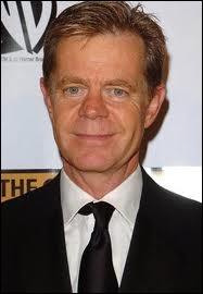 Voici William H. Macy, très bon acteur, qui est l'époux de l'actrice... ?