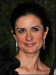 Voici Livia Giuggioli , qui est italienne. Elle est l'épouse fort jalousée par nombre d'admiratrices de ?