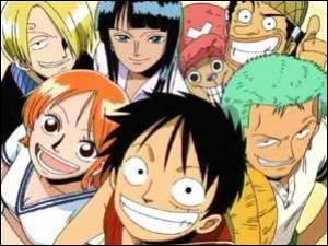 Qui a été le premier membre de l'équipage de Luffy ?