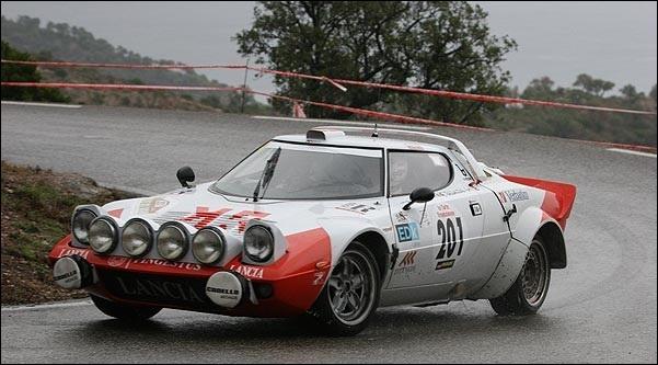 La photo te dit qu'il s'agit d'une Lancia :