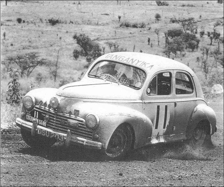 La photo te dit qu'il s'agit d'une Peugeot :