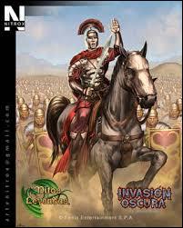 Quel général romain a pu organiser la défense de la Gaule romaine en formant une coalition avec des peuples barbares intégrés à l'Empire romain d'Occident (Wisigoths,Francs, Saxons...) ?