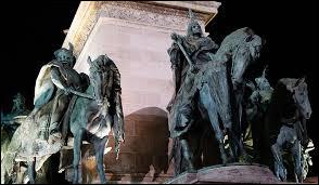 Les pays occidentaux présentent souvent Attila comme un monstre cruel assoiffé de sang. Quel pays européen le célèbre pourtant comme un héros national ?