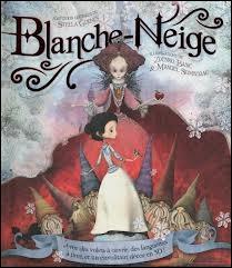 Quel est l'auteur du conte  Blanche-Neige  ?