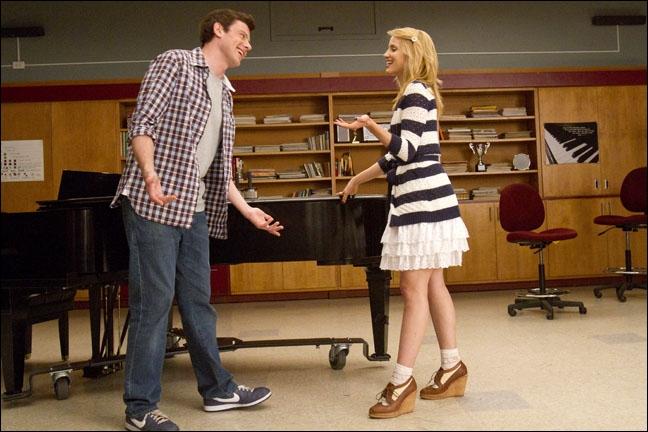 Dans quel épisode Finn et Quinn interprètent-ils  I don't want to know  ?