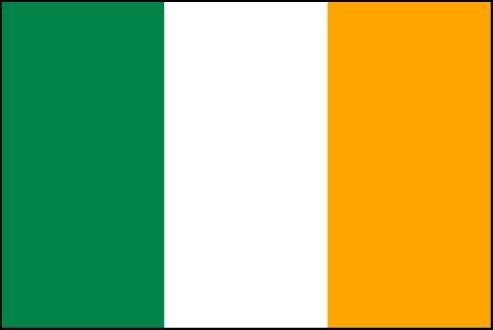 Qui est d'origine irlandaise dans le groupe ?