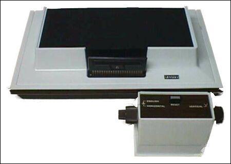 Quelle est cette console sortie en 1972 ?