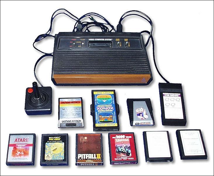 Quelle est la première console d'Atarie ?