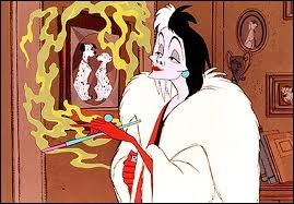 Quel dessin animé met en vedette ce méchant personnage ?