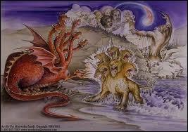 Combien de têtes et de cornes avait la  Bête  de l'Apocalypse ?
