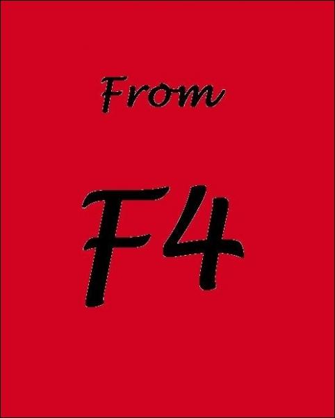 Le carton rouge signé F4 qu'on reçoit avant de se faire bizuter, c'est dans...