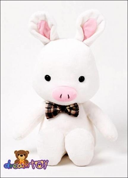 De quel drama coréen sort ce lapin-cochon ?