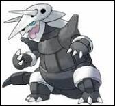 Dans le Pokédex régional, quel est le numéro de ce Pokémon ?