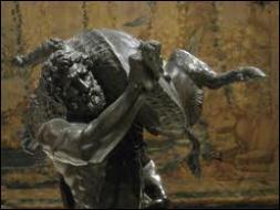 Comment Héraclès est-il parvenu à le capturer ?