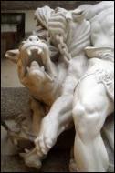 Quel était le nom du chien monstreux qu'Héraclès a dû maitriser lors de sa descente aux enfers qui constituait son douzième et dernier travail ?