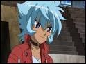 Quel est le nom de la toupie de Hikaru ?