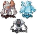 A quel donjon trouve-t-on Registeel, Regirock et Regice ?