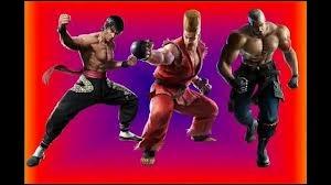 Qui, à la fin de son scénario dans Tekken 5, lance un défi aux extraterrestres ?