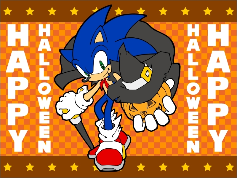 quizz sonic f te halloween quiz photos sonic. Black Bedroom Furniture Sets. Home Design Ideas