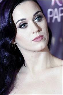 Katy Perry n'est pas...