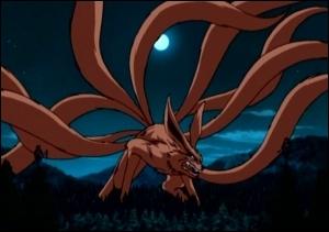 Comment s'appelle le démon de Naruto ?
