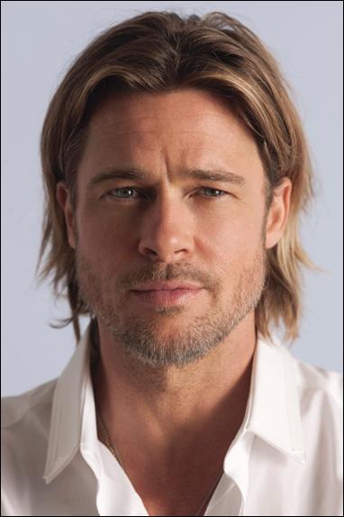 Brad Pitt ! Facile de le remarquer, il a joué dans ...