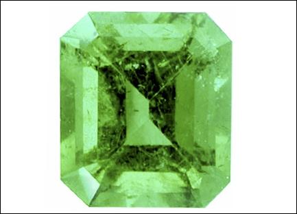 Je suis un minéral du groupe des silicates, mon principal producteur est la Colombie, je suis une des quatre pierres précieuse, qui suis-je ?