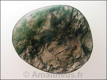 Je suis l'agate mousse, , je renferme des inclusions de chlorite, je suis utilisée en lames plates ou cabochons pour bagues et broches, où se trouvent mes plus beaux gisements ?
