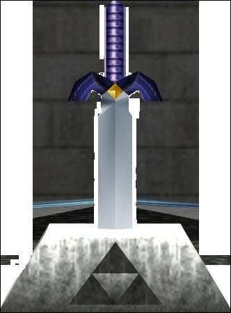 Quel est le nom de l'épée la plus puissante des jeux Zelda, que Link utilise toujours (sauf dans  Four Swords Adventures ) ?