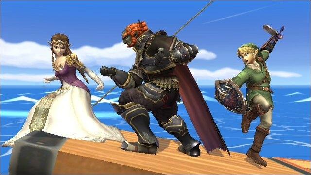 Comment s'appelle l'ennemi récurrent de Link et Zelda ?