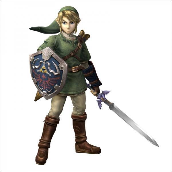 Bien que Link soit très courageux, quel est son principal défaut ?