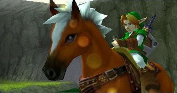 Quel est le nom de la jument de Link ?