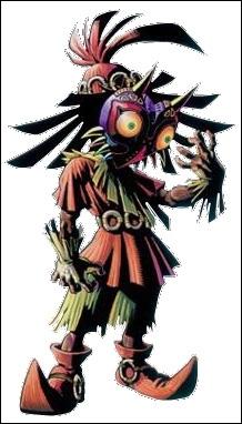 Quel est ce personnage de  Majora's Mask  ?
