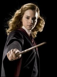 Quel est le nom de l'actrice qui joue Hermione Granger ?