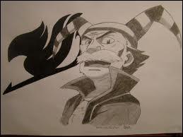 Il est le 3ème maître de Fairy Tail mais aussi le 6ème. Quel est son nom ?