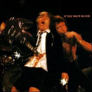 Quel groupe a sorti l'album  If You Want Blood... (You've Got It)  ?