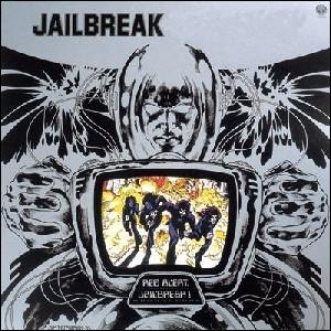 Quel groupe a sorti l'album  Jailbreak  ?