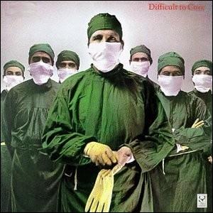 Quel groupe a sorti l'album  Difficult to Cure  ?