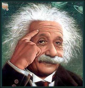 Que signifie la fameuse équation d'Einstein  E=mc²  ?