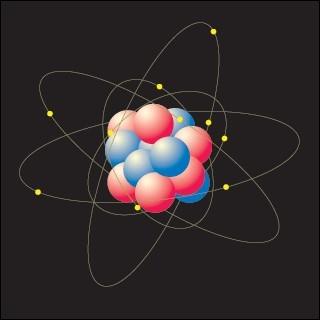 Quelles forces ou interactions permettent que les électrons (chargés négativement) ne retombent sur le noyau (chargé positivement) ?