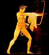 Dans la Grèce antique, quelle divinité était le dieu du Soleil, de la musique, de l'archerie et de la prophétie ?