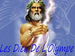 Les dieux du mont Olympe