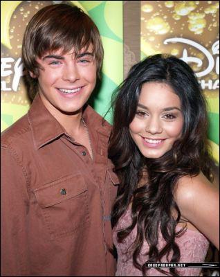 Troy et Gabriella sont dans...