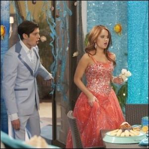 Jessie et Tony sont dans...