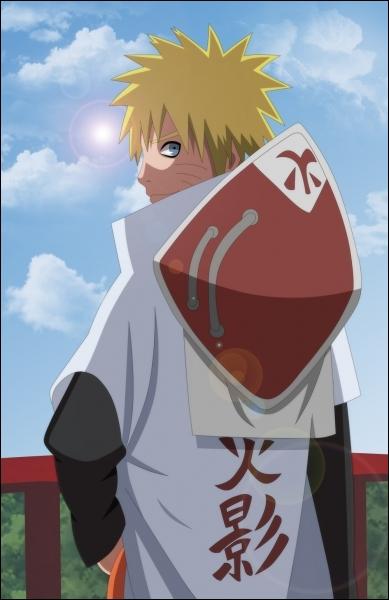 Quel est le rêve de Naruto Uzumaki ?