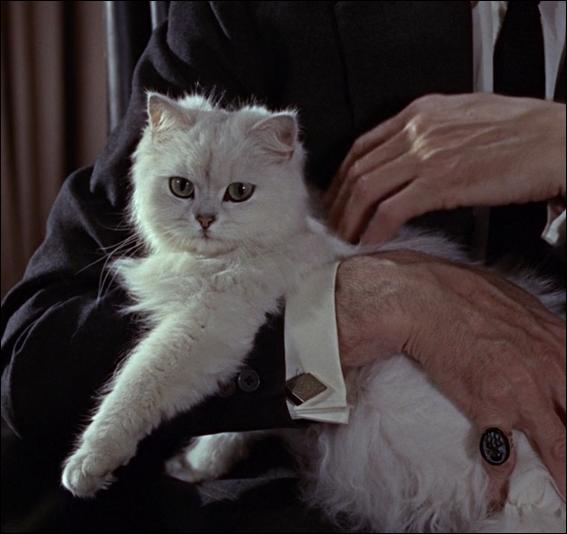 """Quel est le nom de l'acteur qui incarne Ernst Stavro Blofeld et qu'on ne voit jamais dans """"Bons Baisers de Russie"""" ?"""