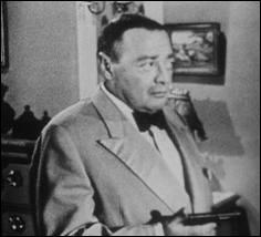 """Qui interprète """"Le Chiffre"""" dans le 'Casino Royale' de 1954 ?"""