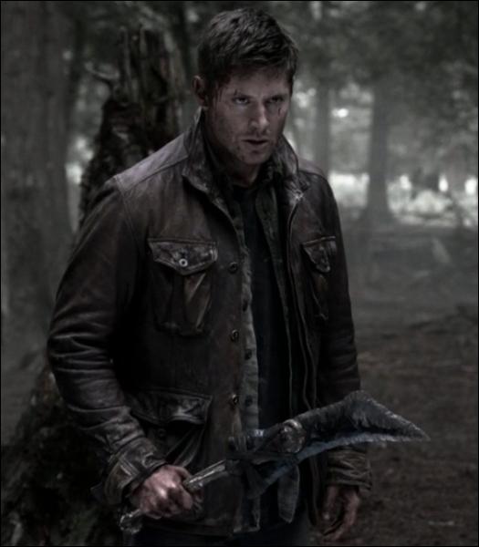 Où est envoyé Dean à la fin de la saison 7 ?